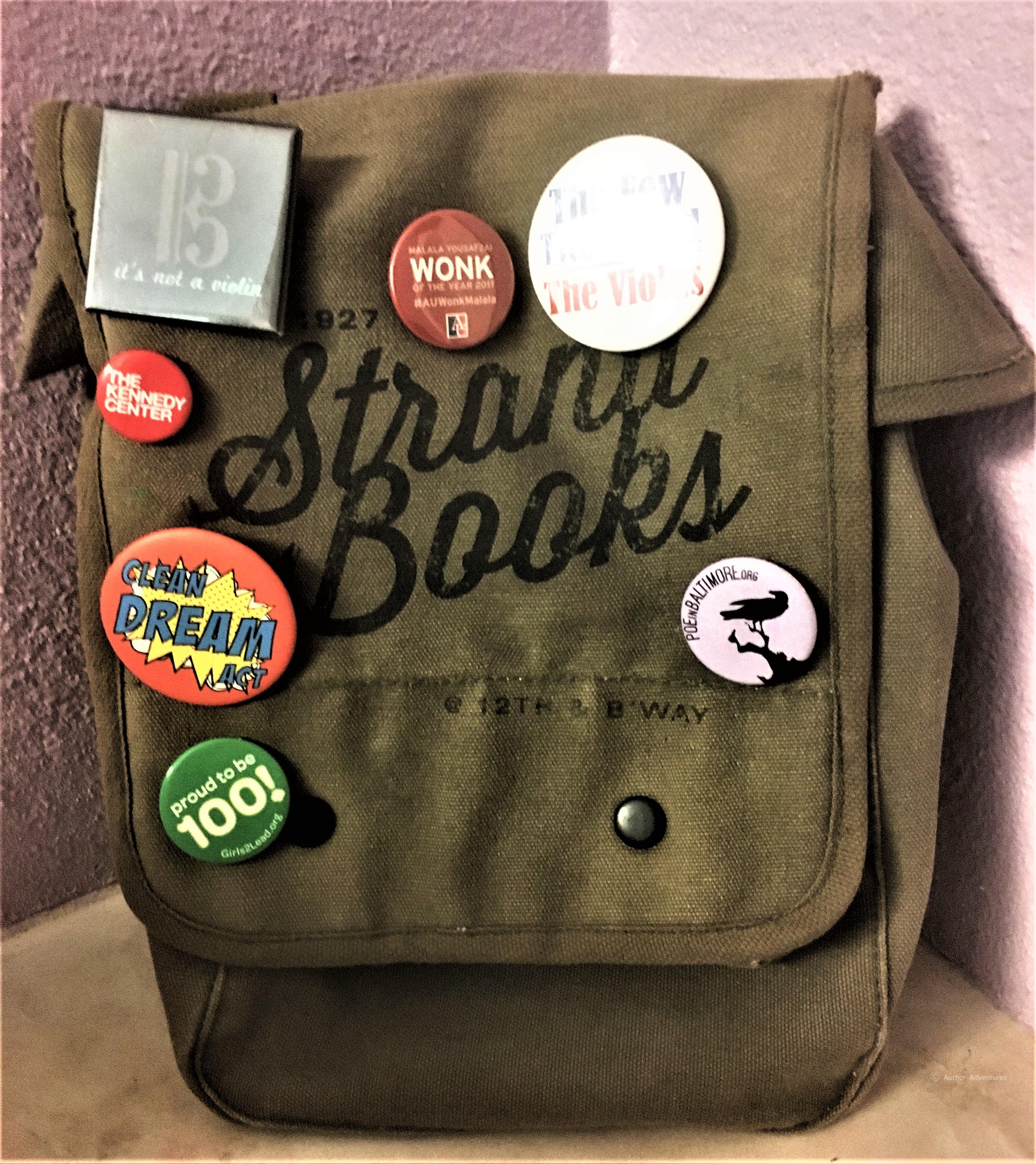 The Strand bag